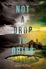 not a drop to drink - mindy mcginnis - book cover
