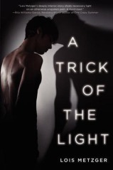 a trick in the light - lois metzger - book cover