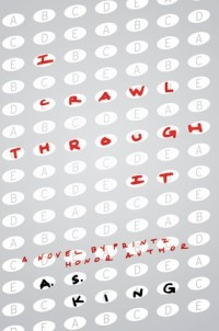 i crawl through it - a.s. king - book cover