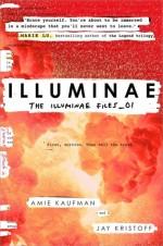 illuminae - amie kaufman jay kristoff - book cover