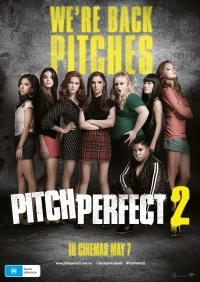 pitch perfect 2 movie psoter