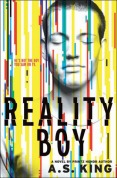 reality boy - a.s. king - book cover