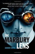 the marbury lens - andrew smith - book cover