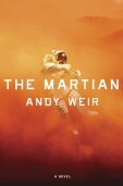 the martian - andy weir - book cover
