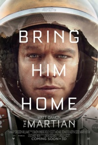 the martian - movie poster 2015