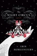 the night circus - erin morgenstern - book cover