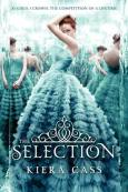 the selection - kiera cass - book cover