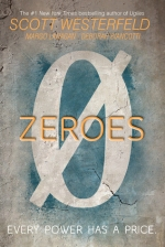 zeroes - scott westerfeld - book cover