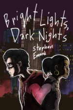 Bright Lights, Dark Nights - stephen emond - graphic novel cover
