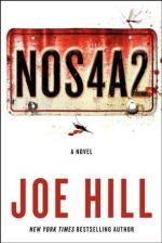NOS4A2 - joe hill - book cover