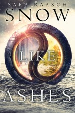 snow like ashes - sara raasch - book cover
