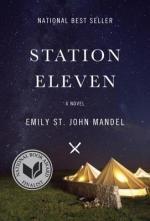 station eleven - emily st. john mandel - book cover
