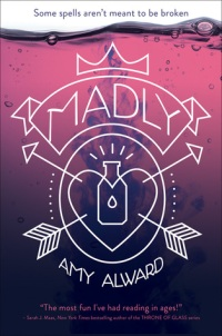 amy alward - madly - book cover