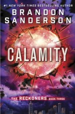 Brandon Sanderson - Calamity - Book Cover