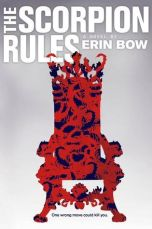 erin bow - the scorpion rules - book cover