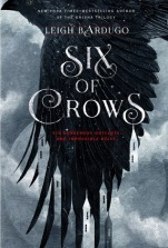 Leigh Bardugo - Six of Crows - Book Cover
