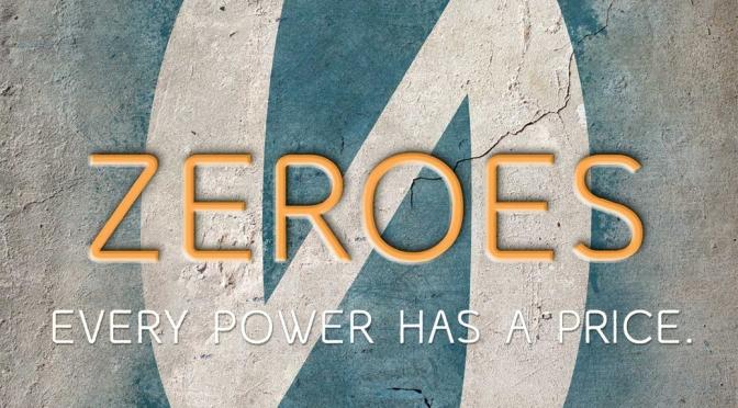 [Review] Zeroes — Scott Westerfeld, Margo Lanagan, Deborah Biancotti