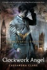 clockwork angel - cassandra clare - book cover