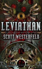 leviathan - scott westerfeld - book cover