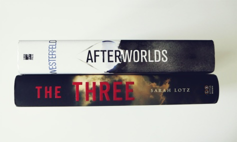 sept15bookhaul-afterworlds-the-three
