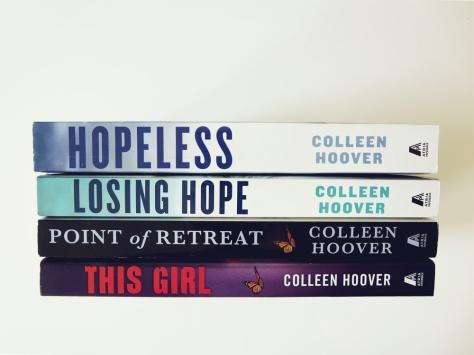sept15bookhaul-colleen-hoover-slammed-hopeless