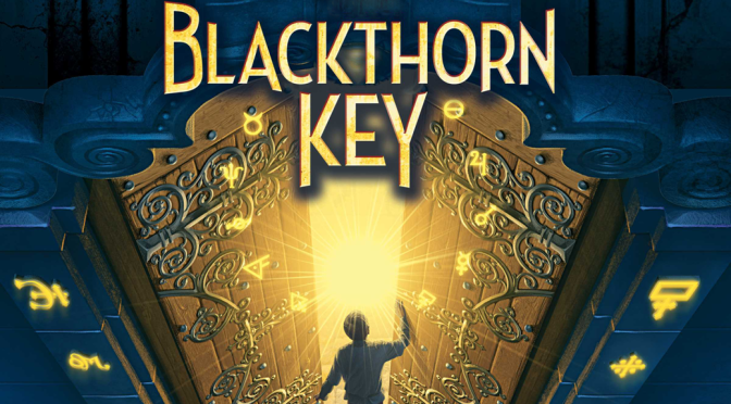 [Review] The Blackthorn Key — Kevin Sands