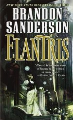 Brandon Sanderson - Elantris - Book Cover