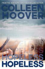 hopeless - colleen hoover - book cover