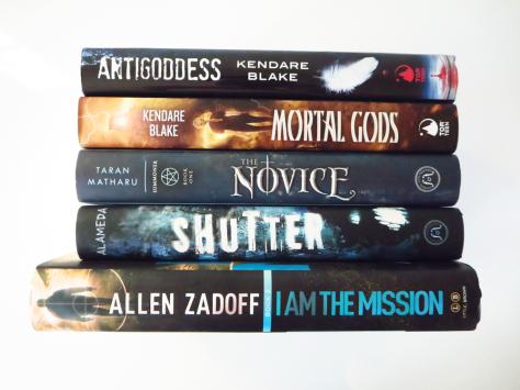 book-haul-november2015-thanksgiving