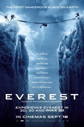 everest 2015 - movie poster