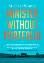 minister without portfolio - michael winter - book cover