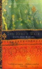 the heros walk - anita rau badami - book cover