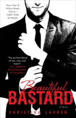 beautiful bastard - christina lauren - book cover
