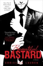 beautiful bastard - christina lauren - book cover