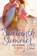 Pulled Under - Michelle Dalton - Book cover