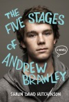 the five stages of andrew brawley - shaun david hutchinson (book cover)