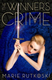 Marie Rutkoski Winners Crime Winners Trilogy Book Cover