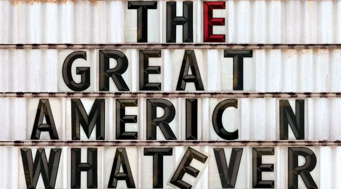 [Review] The Great American Whatever — Tim Federle