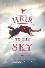 heir to the sky - amanda sun book cover
