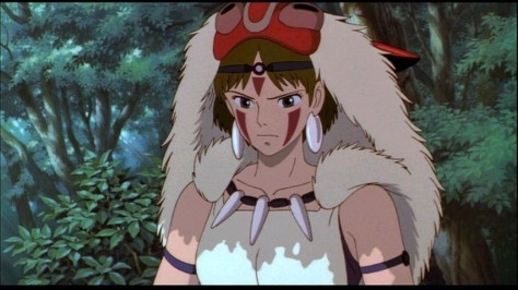 heir to the sky amanda sun review san princess mononoke