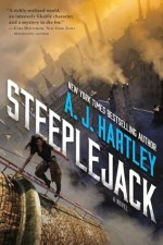 steeplejack - hartley - book cover