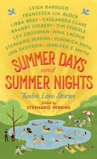 summer days and summer nights - book cover