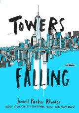 towers falling - jewell parker rhodes - book cover
