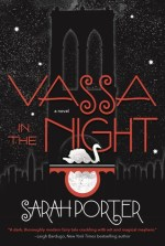 vassa in the night - sarah porter - book cover