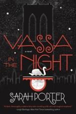 vassa in the night - sarah porter - book cover