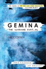 gemina - illuminae - amie kaufman jay kristoff - book cover
