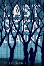 last seen leaving - caleb roehrig - book cover