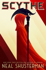 scythe - neal schusterman - book cover