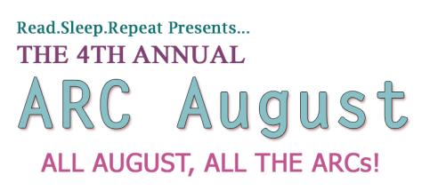 ARC August 2016 Banner