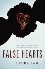 false hearts - book cover - laura lam